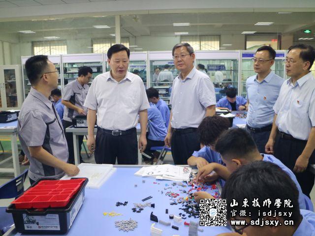 省renshetingdang组书记、tingchang梅建hua出席我yuan庆祝...